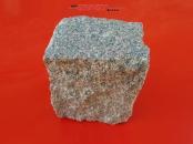 Kostka granitowa (Bohus - importowany mrozoodporny granit szwedzki) w stanie suchym
