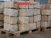 Kamień murowy z piaskowca