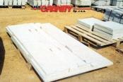 Granit-Platten – unterschiedliche Größen/Maßen (Granit aus Polen), Platten für den Garten- und Landschaftsbau, Gehwegplatten, Abdeckplatten, Polygonalplatten, Terrassenplatten, Naturstein aus Polen, unterschiedliche Farben, Formate