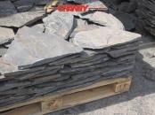 Łupek szarogłazowy - kamień elewacyjny