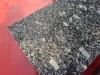 Płyty płomieniowane, sjenitowe - płyty w stanie mokrym