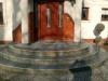 Treppen aus Granit (Sonderanfertigung) - Foto von unseren Kunden (Granit aus Polen)
