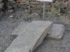 Łupek szarogłazowy - schody z łupka