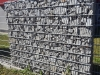 GRANIT (grau-gelb) aus Polen für Gabionen – Gabionenfüllung / Gabionen Mauer/ Mauer aus Gabionen, Frostbeständige Natursteine (Granit) aus Polen für Gabionen… (Natursteine aus Polen), Natursteinmauer, Gabionenzaun, Gabionenmauer, Naturstein für Gabionen, Naturstein aus Polen, Polengranit