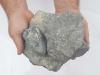 Kamień łamany z serpentynitu (suchy) do gabionów