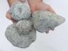 Kamień otoczony z serpentynitu (suchy) do gabionów