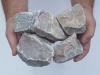 Kamień łamany z wapienia (suchy) do gabionów