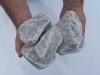 Kamień otoczony z wapienia (suchy) do gabionów