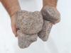 Kamień otoczony z granitu Vanga (suchy) do gabionów