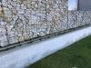 Natursteinmauer / Gabionensteine (Natursteine aus Polen), Natursteinmauer, Gabionenzaun, Gabionenmauer, Naturstein für Gabionen, Naturstein aus Polen, Polengranit, schwedische Natursteine