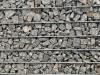 GRANIT (grau) aus Polen für Gabionen - Gabionenwand, Gabionen Mauer/ Mauer aus Gabionen, Natursteinmauer / Gabionensteine (Natursteine aus Polen), Natursteinmauer, Gabionenzaun, Gabionenmauer, Naturstein für Gabionen, Naturstein aus Polen, Polengranit, schwedische Natursteine