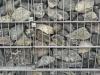 GRÜNER NATURSTEIN - SERPENTIN - Gabionenfüllung / Gabionen Mauer/ Mauer aus Gabionen, Eckige Steine aus Serpentin - Serpentinit für Gabionen, Naturstein aus Polen, Platten, Gartenmöbel aus Natursteinen, Natursteinmauer, Gabionensteine, Gabionenzaun, Gabionenmauer