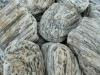 Ziersteine / Runde Natursteine aus Gneis für Gabionenkörbe