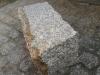 Granit-Mauersteine / Naturstein-Mauer / Granit-Mauer, grau-gelb, Mittelkorn (Granit-Mauersteine aus Polen), Mauersteine für eine Natursteinmauer, Polengranit
