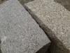 Kamień murowy z granitu, szary, drobne i średnie ziarno