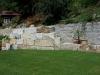 Granit-Mauersteine (Herbstlaub) aus Polen / Naturstein-Mauer / Granit-Mauer / Wasserbausteine, grau-gelb, Mittelkorn, allseitig gespalten (Granit-Mauersteine aus Polen) - Foto von unseren Kunden, Mauersteine für eine Natursteinmauer, Antik Mauersteine, Antik Mauer, Polengranit, preisgünstige Mauersteine und Wasserbausteine