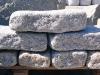 Granit-Mauersteine getrommelt zurzeit nicht erhältlich - Granit-Mauersteine / Naturstein-Mauer / Granit-Mauer - grau (rustikal, getrommelt, gerundet und ohne scharfe Kanten)..., Granit-Mauersteine aus Polen, Mauersteine für eine Natursteinmauer, Polengranit