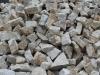 Unregelmäßige Mauersteine aus Sandstein / Naturstein-Mauer / Sandstein-Mauer (Sandstein-Mauersteine), die von unserer Kundschaft auch für ein Zyklopenmauerwerk bestellt werden (Sandstein aus Polen), Mauersteine für eine Natursteinmauer, Polensandstein