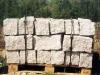 Granit-Mauersteine, Mittelkorn (Granit-Mauersteine aus Polen)