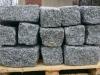Granit-Mauersteine getrommelt zurzeit nicht erhältlich - Granit-Mauersteine / Naturstein-Mauer / Granit-Mauer (rustikal, getrommelt, gerundet und ohne scharfe Kanten)..., Granit-Mauersteine aus Polen, Mauersteine für eine Natursteinmauer, Polengranit