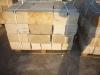 Kamień murowy z piaskowca szaro-zółtego (cztery strony cięte, dwie strony łupane)