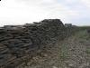 Łupek szarogłazowy (kamień murowy płytowy)