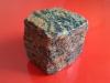 Pflastersteine aus Gneis - Gneis-Würfel - nass, allseitig gespalten (ein importiertes, schwedisches Material), Pflastersteine aus Polen, Pflastersteine aus Schweden, Naturstein aus Polen