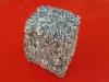 Pflastersteine aus Syenit, Syenit-Würfel (trocken), Natursteinpflaster, alle Seiten gespalten (Syenit aus Polen), Naturstein aus Polen, Pflastersteine aus Polen, Pflastersteine aus Schweden, Naturstein aus Polen