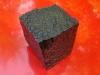 Kostka granitowa czarna (granit szwedzki), kostka w stanie mokrym
