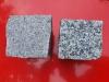 Kostka granitowa (kamienie w stanie suchym), szara, drobnoziarnista i średnioziarnista, łupana (polski mrozoodporny granit)