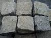 Granit-Pflastersteine, Granit-Würfel, Natursteinpflaster, Polengranit (gelb, feinkörnig, alle Seiten gespalten)..., Granit-Pflastersteine aus Polen, Naturstein aus Polen,Pflastersteine aus Polen, Pflastersteine aus Schweden, Naturstein aus Polen