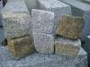 Kostka granitowa (drobnoziarnista), łupana, mrozoodporny polski granit