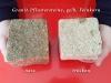 Kostka granitowa (polski mrozoodporny granit), łupana, żółta, drobnoziarnista (w stanie mokrym i suchym)
