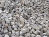 Granit-Pflastersteine (Feinkorn), MELANGEMISCHUNG (eine bunte Mischung aus feinkörnigen Granit-Pflastersteinen GRAU-GELB) Granit-Pflastersteine aus Polen