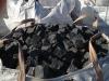 Kostka gabro, łupana (importowany materiał ukraiński)
