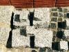 Kostka granitowa, łupana, mrozoodporny polski granit