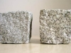 Kostka granitowa (szara, drobno- i średnioziarnista), łupana, mrozoodporny polski granit