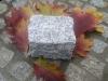 Kostka granitowa, łupana, szara, średnioziarnista (polski mrozoodporny granit)