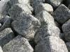 Kostka granitowa, szara, średnioziarnista, łupana i otaczana (polski mrozoodporny granit)