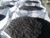 Splitt aus Basalt, Körnung: 2/5 mm, 8/16 mm, Lieferungsvariante: in Big-Bag, Schroppen, Naturstein aus Polen