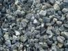 Splitt aus Serpentin (Serpentin-Splitt), Lieferungsvariante: in Big-Bag, grüner Naturstein, Schroppen, Naturstein aus Polen, Schotter
