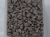 Granitsplitt, rot (Vanga - ein importiertes, skandinavisches Material), Körnung: 8/16 mm, Lieferungsvariante: in Big-Bag, Schroppen, Naturstein aus Schweden