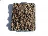 Granit-Splitt 8-16 mm, rot (VANGA), Lieferungsvariante: in Big-Bag, Schroppen, Naturstein aus Schweden
