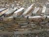 Łupek szarogłazowy, kamień dwustronnie cięty
