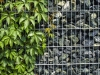 Ziersteine / Eckige Steine aus Serpentin - Serpentinit für Gabionen (Natursteine aus Polen), Natursteinmauer, Gabionenzaun, Gabionenmauer, Naturstein für Gabionen, Naturstein aus Polen, Polengranit