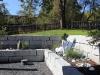 Granit-Mauersteine / Naturstein-Mauer / Granit-Mauer / Wasserbausteine, grau, Mittelkorn, gespalten (Granit-Mauersteine aus Polen), Mauersteine für eine Natursteinmauer, Polengranit - Foto von unseren Kunden