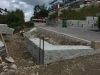 Natursteinmauer / Naturstein-Mauer / Granit-Mauer... grau - Referenzobjekte in der Schweiz… ein kleines Beispiel… (Granit-Mauersteine aus Polen), Mauersteine für eine Natursteinmauer, Polengranit