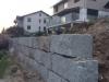 Natursteinmauer / Naturstein-Mauer / Granit-Mauer...grau - Referenzobjekte in der Schweiz… ein kleines Beispiel… (Granit-Mauersteine aus Polen), Mauersteine für eine Natursteinmauer, Polengranit