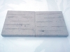 Sandstein-Platten, grau-gelb (gespitzt)..., Sandstein aus Polen, Platten für den Garten- und Landschaftsbau, Gehwegplatten, Abdeckplatten, Polygonalplatten, Terrassenplatten, Naturstein aus Polen, unterschiedliche Farben, Formate