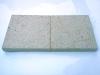 Sandstein-Platten grau-gelb (gestockt)